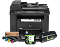 Ink and Toner cartridges for printers
