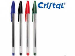 BIC CRISTAL XTRA LIFE MEDIUM POINT PEN RED